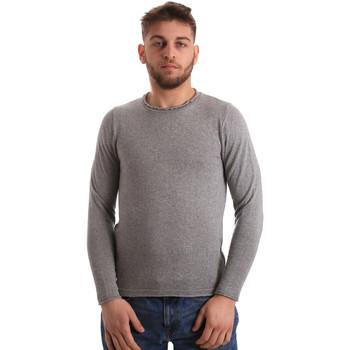 Abbigliamento Uomo Maglioni Bradano 163 Grigio