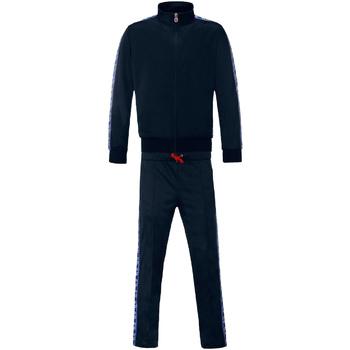 Abbigliamento Uomo Tuta Invicta 4435103/U Blu