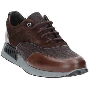 Scarpe Uomo Sneakers basse Exton 161 Marrone