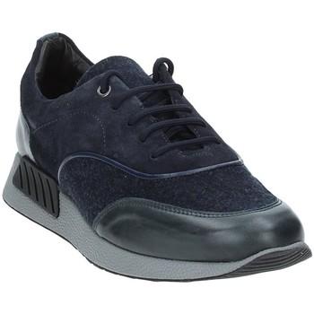 Scarpe Uomo Sneakers basse Exton 161 Blu