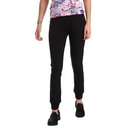 Abbigliamento Donna Leggings Key Up 5LI21 0001 Nero
