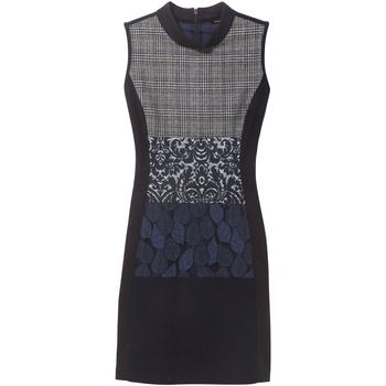 Abbigliamento Donna Abiti corti Desigual 18WWVW21 Blu