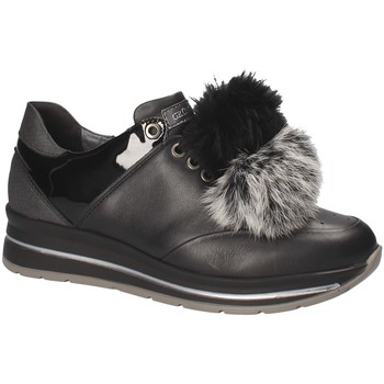 Scarpe Donna Sneakers basse Grunland SC3944 Nero