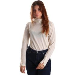 Abbigliamento Donna Maglioni Gas 566589 Bianco