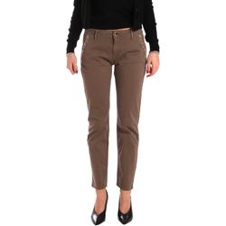 Abbigliamento Donna Chino Gaudi 821BD25003 Marrone