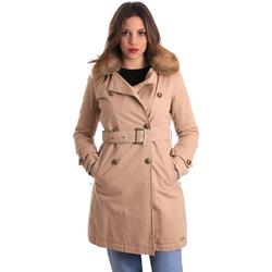 Abbigliamento Donna Trench Gaudi 821BD35027 Beige