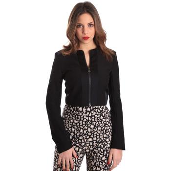 Abbigliamento Donna Giacche / Blazer Gaudi 821FD35003 Nero