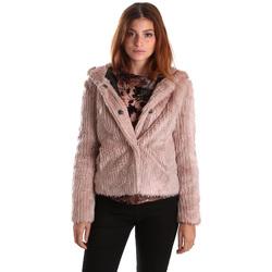 Abbigliamento Donna Giubbotti Gaudi 821FD39003 Rosa