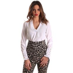 Abbigliamento Donna Top / Blusa Gaudi 821FD45014 Bianco