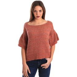 Abbigliamento Donna Maglioni Gaudi 821FD53043 Rosso