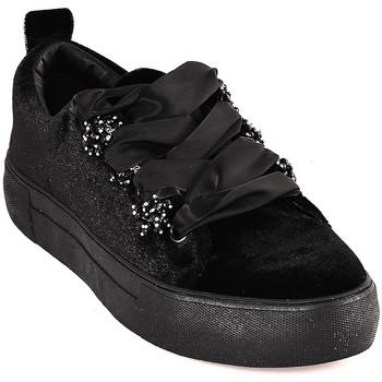 Scarpe Donna Sneakers basse Y Not? W18 52 YW 701 Nero