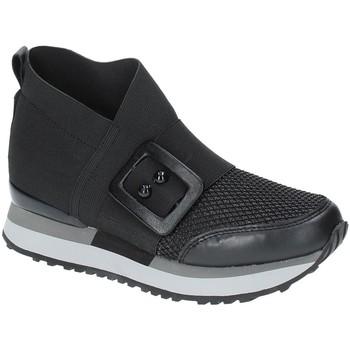 Scarpe Donna Sneakers alte Apepazza RSD19 Nero
