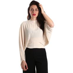 Abbigliamento Donna Top / Blusa Denny Rose 821DD40001 Beige