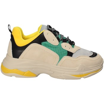 Scarpe Donna Sneakers basse Gold&gold B18 GT530 Giallo