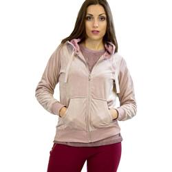 Abbigliamento Donna Felpe Key Up 5CS57 0001 Rosa