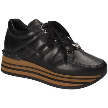 Scarpe Donna Sneakers basse Triver Flight 232-11A Nero