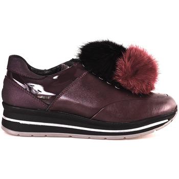 Scarpe Donna Sneakers basse Grunland SC3944 Rosso