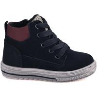 Scarpe Unisex bambino Sneakers alte Grunland PP0352 Blu