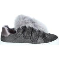 Scarpe Unisex bambino Sneakers basse Grunland SC3958 Nero