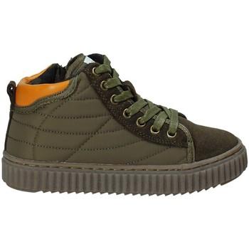 Scarpe Unisex bambino Sneakers alte Grunland PO1079 Verde