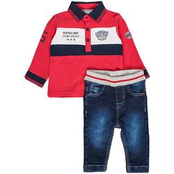 Abbigliamento Bambino Completo Losan 827-8032AC Rosso