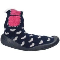 Scarpe Unisex bambino Pantofole Grunland PA1036 Blu