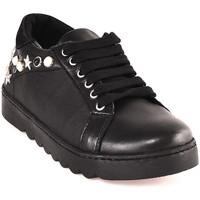 Scarpe Unisex bambino Sneakers basse Holalà HS0035L0002J Nero