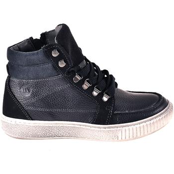 Scarpe Unisex bambino Sneakers alte Melania ME6608F8I.B Blu