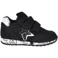 Scarpe Unisex bambino Sneakers basse Melania ME1247B8I.A Nero