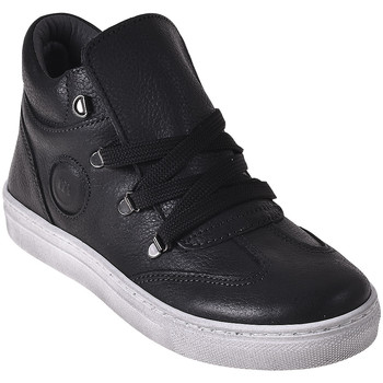 Scarpe Unisex bambino Sneakers alte Melania ME6406F8I.A Nero