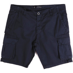 Abbigliamento Uomo Shorts / Bermuda Key Up 2P16A 0001 Blu