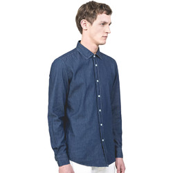 Abbigliamento Uomo Camicie maniche lunghe Antony Morato MMSL00520 FA440019 Blu