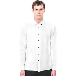 Abbigliamento Uomo Camicie maniche lunghe Antony Morato MMSL00530 FA400051 Beige