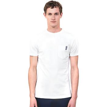 Abbigliamento Uomo T-shirt maniche corte Antony Morato MMKS01490 FA100084 Bianco