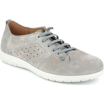 Scarpe Uomo Sneakers basse Grunland SC4445 Grigio