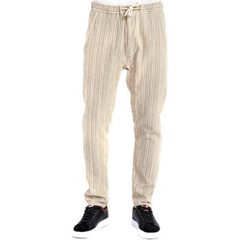 Abbigliamento Uomo Pantaloni Gaudi 911BU25031 Beige
