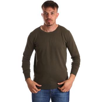 Abbigliamento Uomo Maglioni Gaudi 911BU53010 Verde