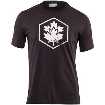 Abbigliamento Uomo T-shirt maniche corte Lumberjack CM60343 001 509 Nero
