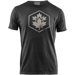 Abbigliamento Uomo T-shirt maniche corte Lumberjack CM60343 002 509 Nero