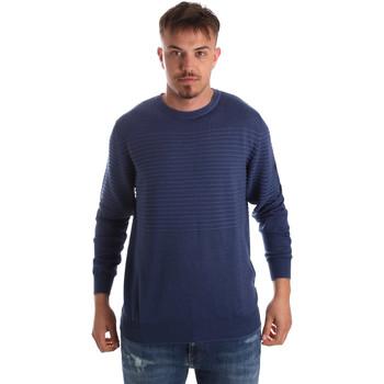 Abbigliamento Uomo Maglioni Navigare NV00196 30 Blu