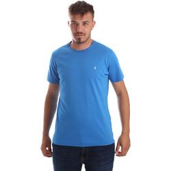 Abbigliamento Uomo T-shirt maniche corte Navigare NV31069 Blu