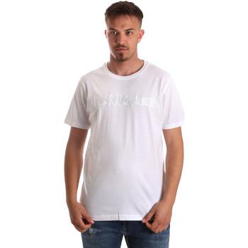 Abbigliamento Uomo T-shirt maniche corte Navigare NV31070 Bianco