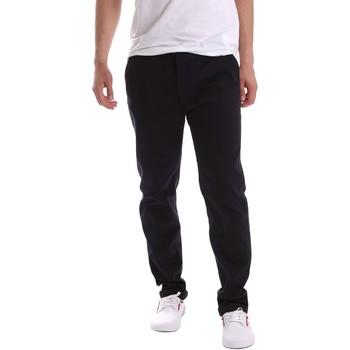 Abbigliamento Uomo Pantaloni Navigare NV55028AD Blu