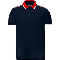 Abbigliamento Uomo Polo maniche corte Invicta 4452206/U Blu