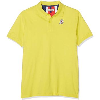 Abbigliamento Uomo Polo maniche corte Invicta 4452208/U Giallo
