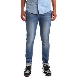 Abbigliamento Uomo Jeans slim U.S Polo Assn. 51321 51780 Blu