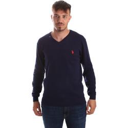Abbigliamento Uomo Maglioni U.S Polo Assn. 51727 51432 Blu