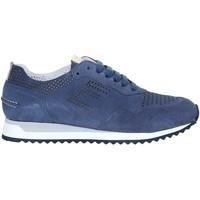 Scarpe Uomo Sneakers basse Exton 903 Blu