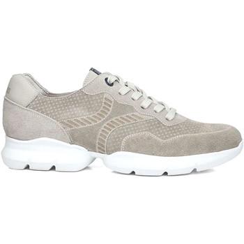 Scarpe Uomo Sneakers CallagHan 17700 Beige
