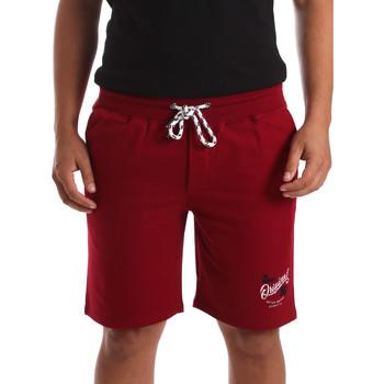Abbigliamento Uomo Shorts / Bermuda Key Up 2F26I 0001 Rosso